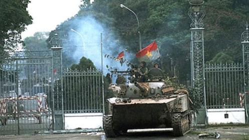 Nhớ ngày 30 tháng 4 năm 1975: ngày hòa bình được lập lại và thống nhất đất nước