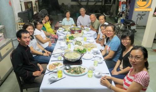Tường thuật: Hội ngộ tháng 7 - Đề án Bếp Việt