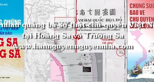 Dự án dịch hồ sơ tư liệu chủ quyền Việt Nam tại quần đảo Hoàng Sa và Trường Sa