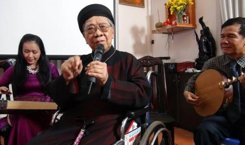 Giáo sư Trần Văn Khê ra đi để lại niềm tiếc thương vô hạn