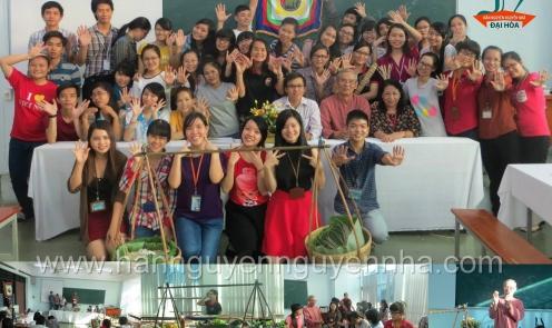 Tổng kết môn học Văn hóa Ẩm thực Việt Nam của khóa 5 Khoa Văn hóa học (2011-2015)